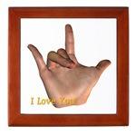 I Love You - Hand