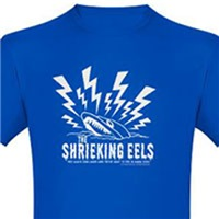 The Shrieking Eels