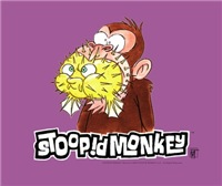 stoopid Monkey Blowfish