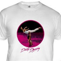 Dirty Dancing Swim Scene