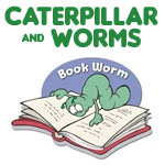Caterpillar & Worm Designs