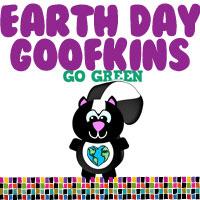 Earth Day/Go Green Goofkins