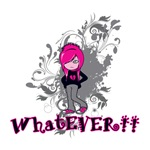 attitude whatever emo girl vector art