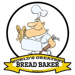 WORLDS GREATEST BREAD BAKER MAN