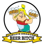 WORLDS GREATEST BEER BITCH