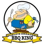 WORLDS GREATEST BBQ KING MEN