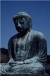 Bronze Budha Meditating