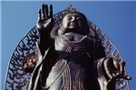 Giant Outdoor Budha Greeting #2