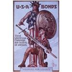 Vintage Boy Scouts / WWII