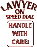 Lawyer On Speed Dial