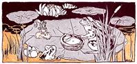 Thumbelisa and Toads