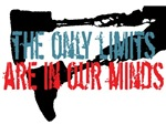 The only limits are in our minds