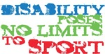 Disability Poses No Limits To Sport!