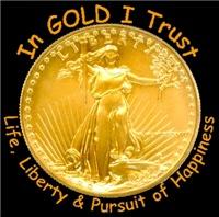 Gold Liberty Gold Motto Men's Clothing