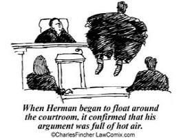 Hot-Air Argument