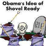 Obama's Idea of Shovel Ready