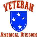 Americal Division - 23rd Inf Div - College Style