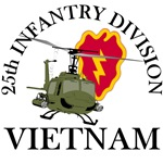 25th Inf Div - Vietnam Veteran