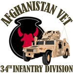 34th Infantry Div - Afghanistan Veteran
