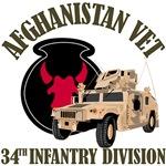 34th Infantry Div - Afghanistan Veteran