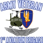 1st Aviation - Army Veteran