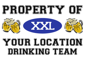 Your Location Drinking Team