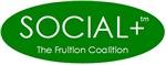 Social+ Green Oval