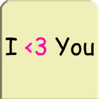 I <3 YOU