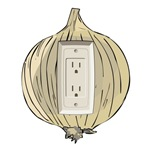 Onion Power Outlet