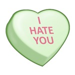 I HATE YOU - Candy Heart