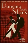 Distressed Retro Dancing with the Stars Poster