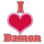 I Heart damon 1