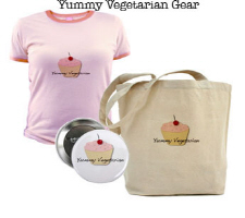 Yummy Vegetarian (1 Design)