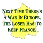 ...The Loser Has to Keep France