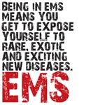 EMS... diseases