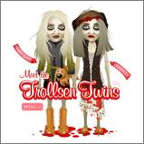 The Trollsen Twins