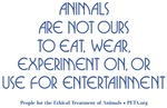Animals Are Not Ours