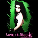 Love Is  Suicide-Punk Stuff
