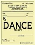 DanceShirts.com Fun Dance Shirts