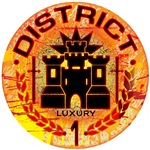 Hunger Games The District Seals