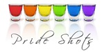 Gay Pride Shots
