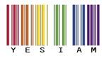 Gay pride bar code