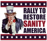 Rally to Restore Sanity America