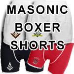 Masonic Boxer Shorts & PJ's