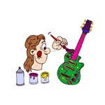 guitar player image