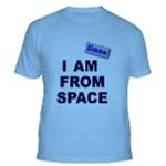 I am from Space