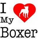 I Love My Boxer