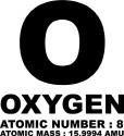 Oxygen T-shirt, Oxygen T-shirts