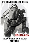 Marines I'D RATHER DO THIS #2