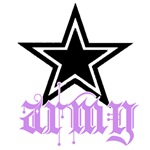 Army Purple with Star